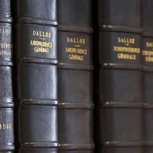 La référence à castres en matière de droit penal