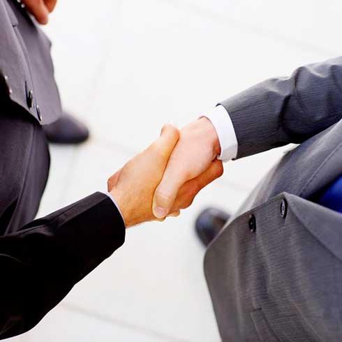 Médiation, négociation afin de formaliser un accord